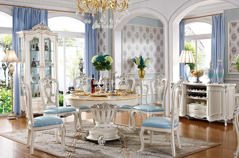 法式餐椅休闲皮椅书椅