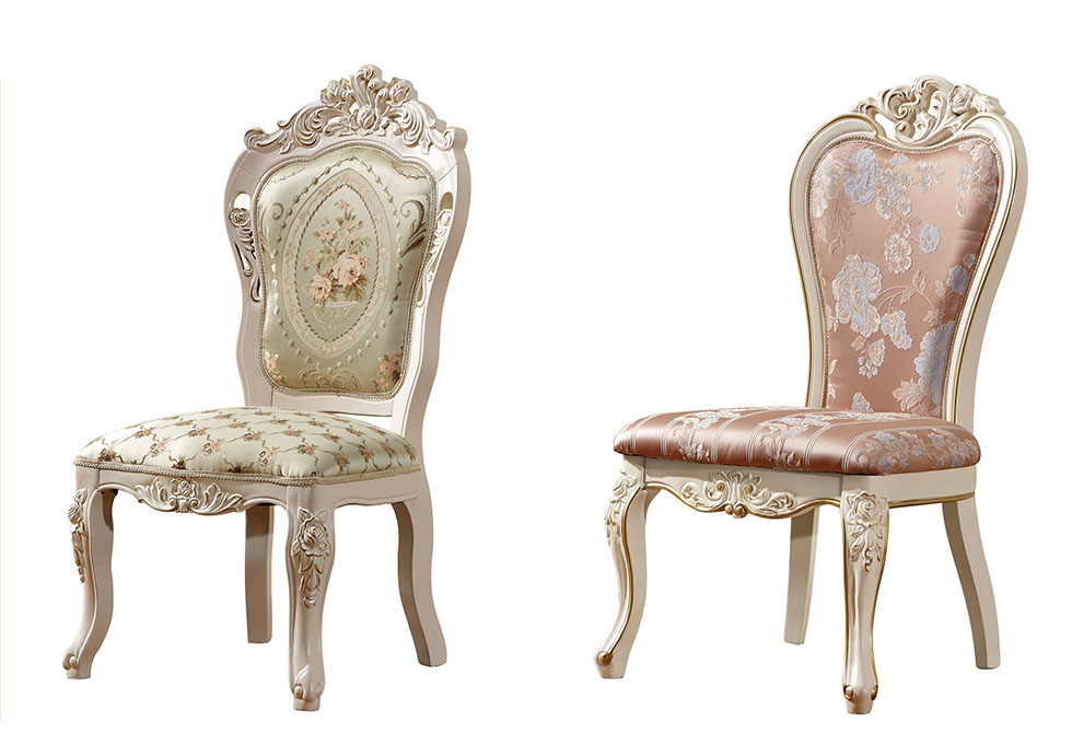 法式新古典田园餐椅